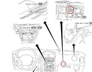 nissan pathfinder blower motor wiring diagram get free image about wiring diagram
