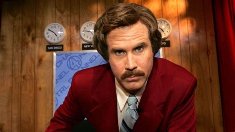 Anchorman L by Burgundy From Anchorman To Write A Memoir