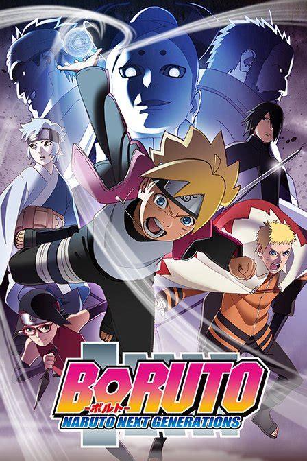 O Anime Boruto by Boruto Anime Adaptar 225 O Filme De 2015