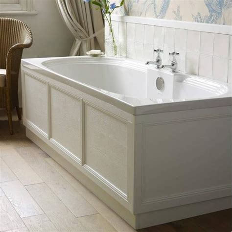 bathtub wood panel heritage oyster wooden front bath panel victorian