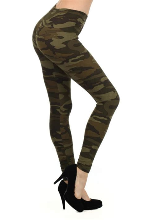Sxb One Print Tank Top And Legging bcb camo from california by backcountry bling