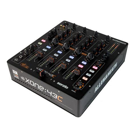 Mixer Allen Heath 4 Channel allen heath xone 43c 4 channel dj mixer with soundcard