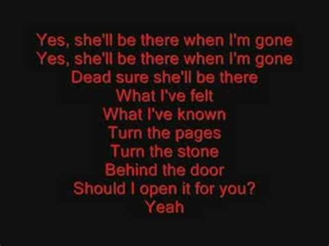 the unforgiven lyrics metallica the unforgiven ii lyrics