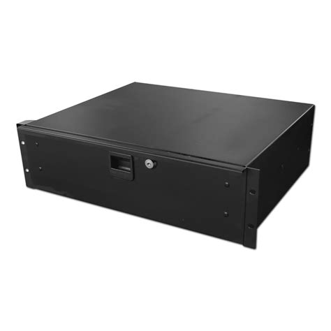 3u 19 quot rack drawer