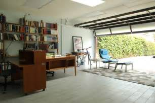 Office In Garage Garage Conversion Contemporary Home Office Los