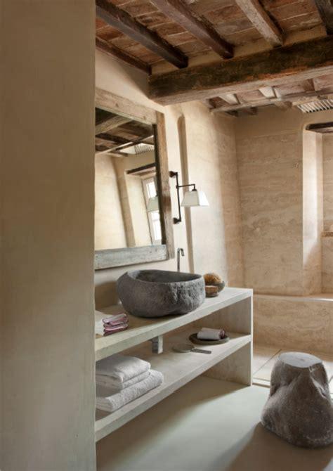lavabi bagno in pietra il fascino dello stile country nel complesso monteverdi in