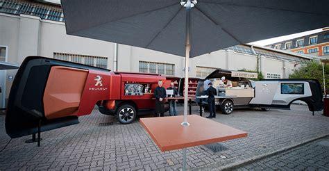 food truck peugeot design lab el foodtruck de peugot se estrena en milan design week