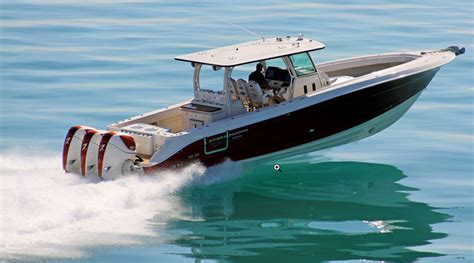 outboard motor boats the seven marine 627 makes for a yacht worthy outboard