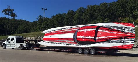 mti boats 52 newest mti dealer takes delivery of stunning 52 foot cat