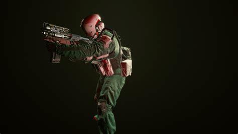 trauma team pointman cyberpunk  mod