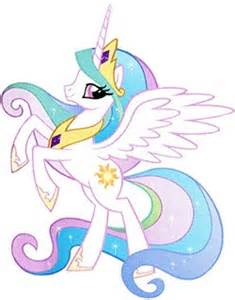 Crystal Light Coupons Princess Celestia Cosplay Jewelry My Little Pony