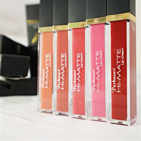 lipstik purbasari hi matte original harga grosir