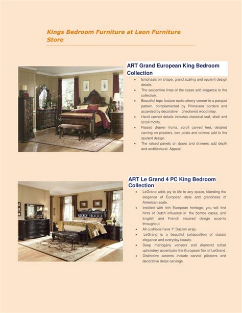 Furniture Stores Na Id by Ppt Bedroom Furniture Collection At Furniture Store
