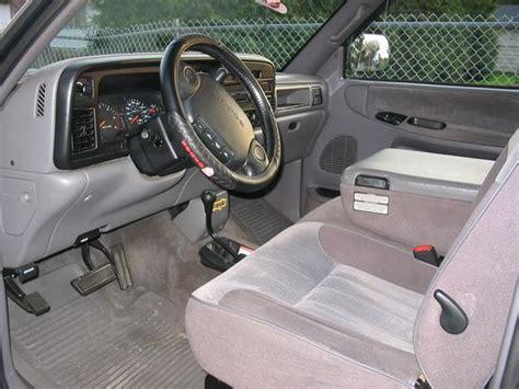 95 Dodge Ram Interior by Hagan 1995 Dodge Ram 1500 Regular Cab Specs Photos