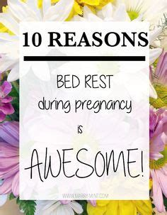 Reasons For Bed Rest by What To Do Pregnancy And Things To Do On