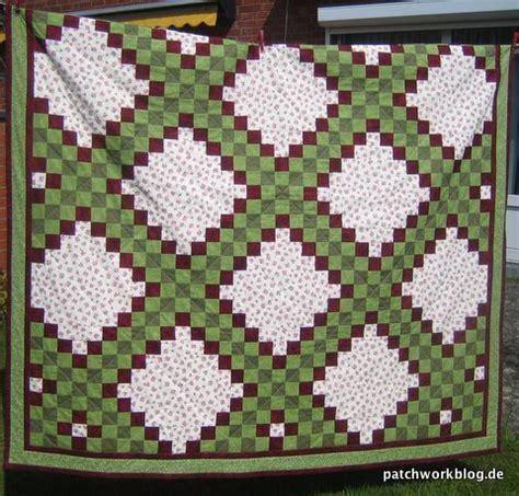 decke quilten mit nähmaschine chain quilt uz podruhe 187 hotovy pred binding