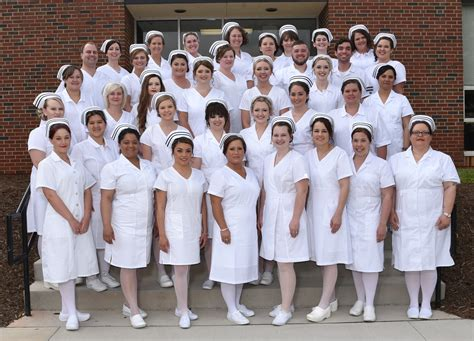 Nc State Nursing Program - surry community students graduate nursing school surry