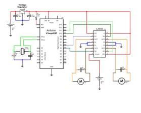 hobby electronix testing an l293dne h bridge
