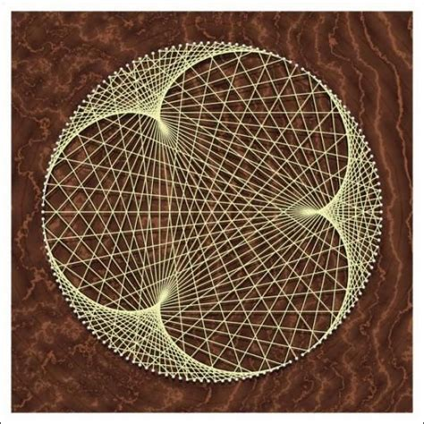 Geometric String Designs - image detail for tree geometry gt string