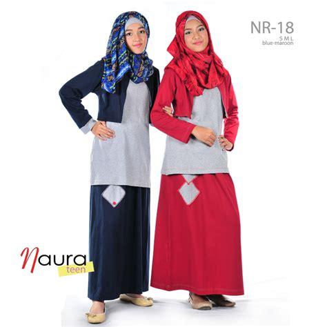 Baju Muslim Remaja Umur 14 nr 14 butik naura