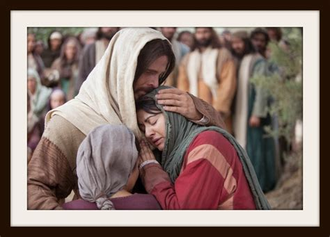 jesus comforts mormon mavens in the kitchen january 2014