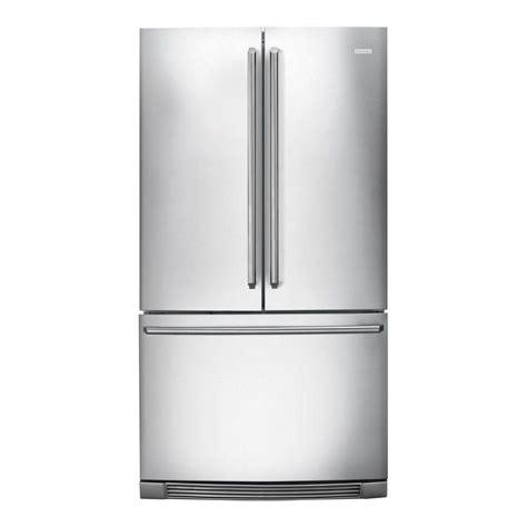 Counter Depth Door Refrigerator Stainless Steel electrolux 23 cu ft counter depth door