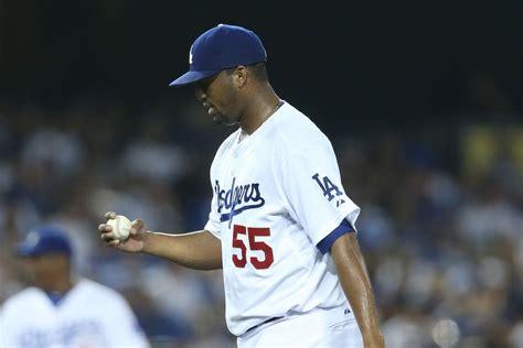 bad dodger bad pitching bad defense snap dodgers win streak true