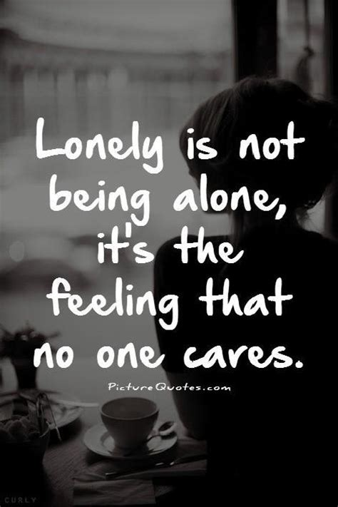 feeling alone quotes quotesgram