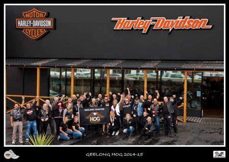 Motorcycle Dealers Geelong by Geelong Motorcycle Club Inc Geelong Hog Geelong Harley