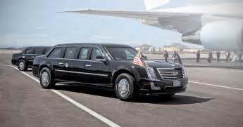 President Cadillac New Cadillac Presidential Limousine To Debut At Donald