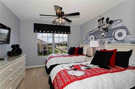 Mickey Mouse Bedroom Designs Disney Bedroom Ideas My Organized Chaos