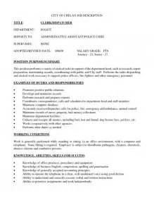 Dental Office Descriptions by The Stylish Officer Duties Resume Resume Format Web