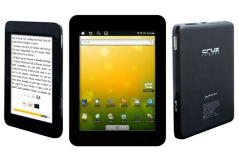 android tablet update android 2 2 update for the velocity micro t301 tablet liliputing
