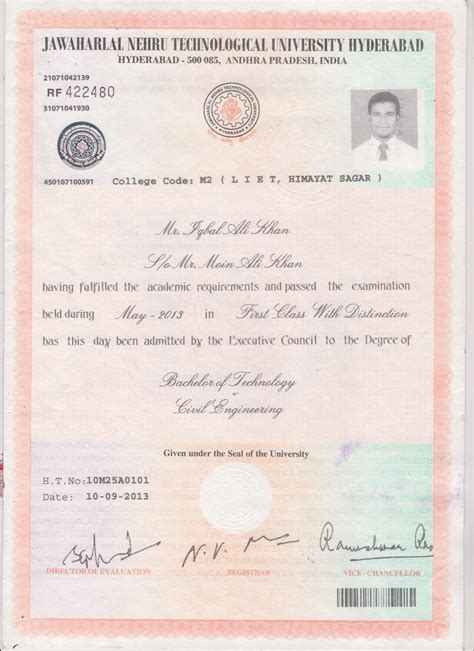 Civil Engineering Mba Degree by Iqbalali Khan Bayt