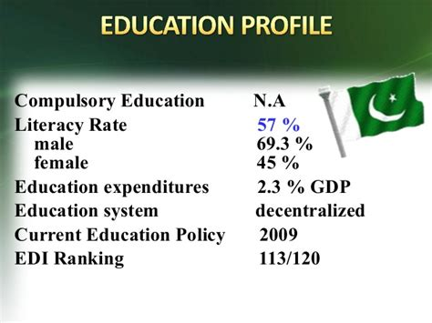 thesis on education in pakistan research paper on education in pakistan