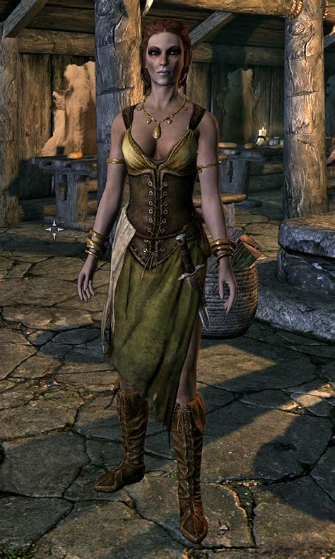 skyrim hot steward narri elder scrolls fandom powered by wikia