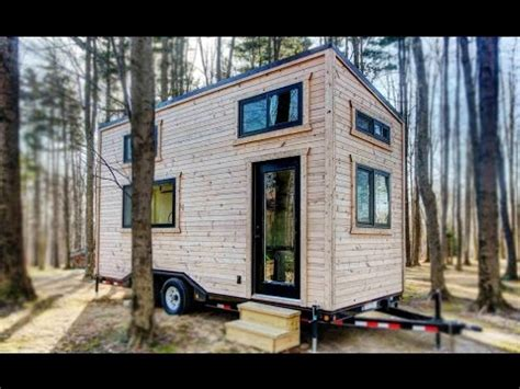 Small Homes Columbus Ohio Mohican Tiny House By Modern Tiny Living In Columbus Ohio