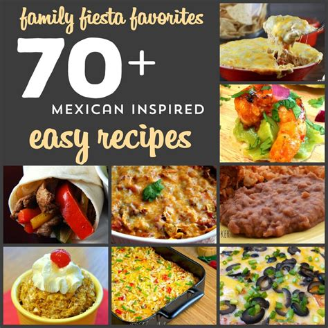 easy mexican inspired recipes recipes that crock