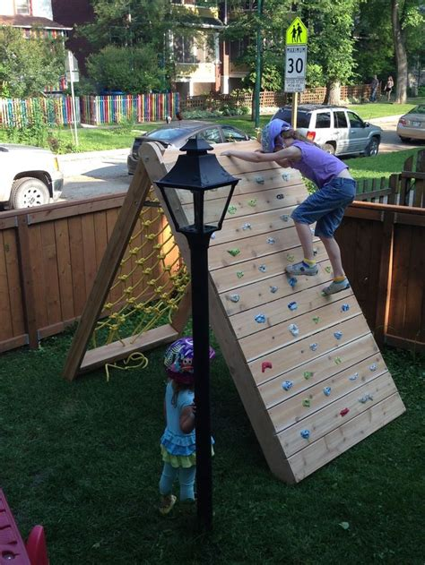 climbing structures backyard 25 best ideas about kids obstacle course on pinterest