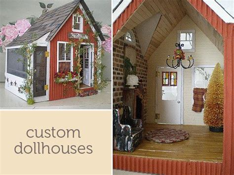 custom doll house 17 best images about dollhouses on pinterest