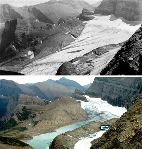 gnp's glaciers: going, going . . . | science news