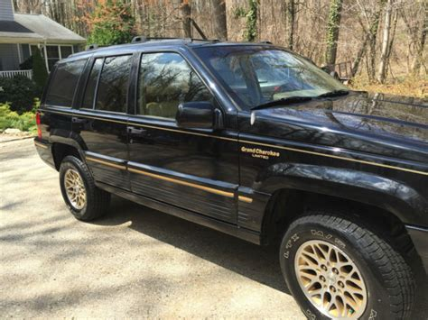 how to sell used cars 1994 jeep grand cherokee auto manual 1994 jeep grand cherokee limited private owner w all service records sweet suv classic jeep