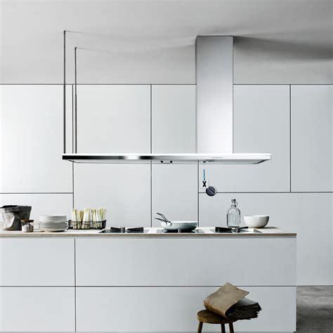 cappa cucina isola cappe della collezione design lumen isola 175 falmec