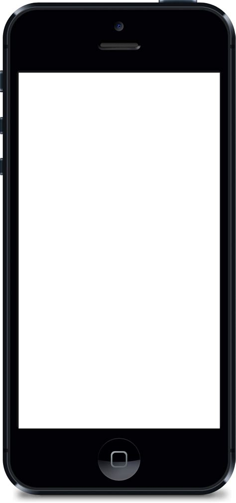 iphone blank template image gallery iphone screen template