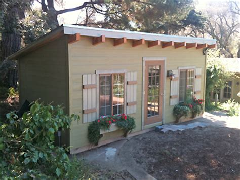 So Cal Sheds by California Custom Sheds 10 X20 Shed Roof