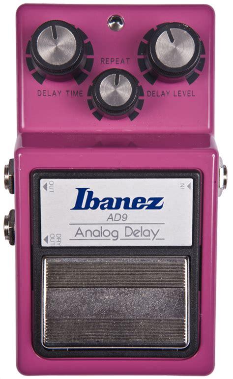 Efek Gitar Ibanez Ad9 Analog Delay ibanez ad9 analog delay zikinf