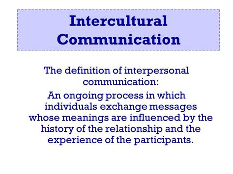 theme communication definition intercultural communication ppt video online download