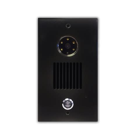 Front Door Intercom Intercom For Rti Automation Touchscreen Sip Communication By Channel Vision Channel Vision