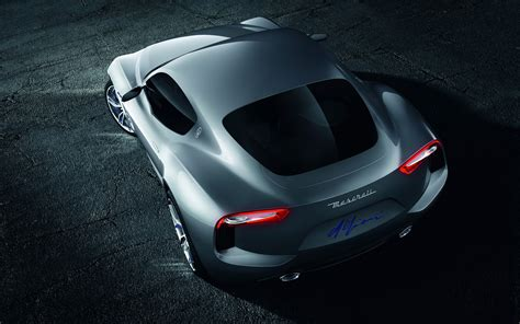 maserati alfieri wallpaper 2014 maserati alfieri concept 2 wallpaper hd car wallpapers