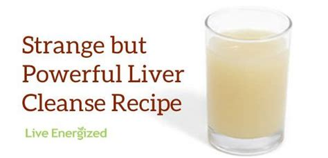 Alkaline Detox Juice Recipe by Alkaline Recipe 4 The Ultimate Liver Cleanse Recipe
